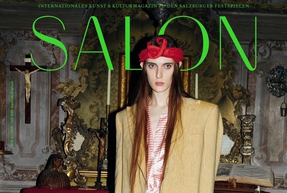 "SALON Magazine 06.2016 ""Save Venice"" Juegen Teller With Jane Da Mosto"