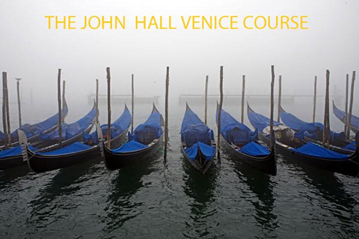 John Hall Venice Course