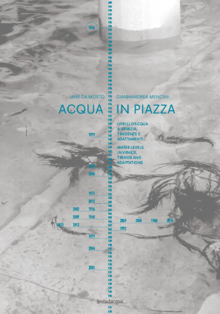 ACQUA IN PIAZZA - book by Jane Da Mosto