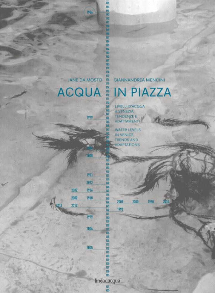 Acqua In Piazza - Cover