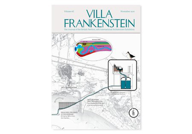Villa Frankenstein - Cover
