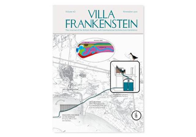 Villa Frankenstein - cover