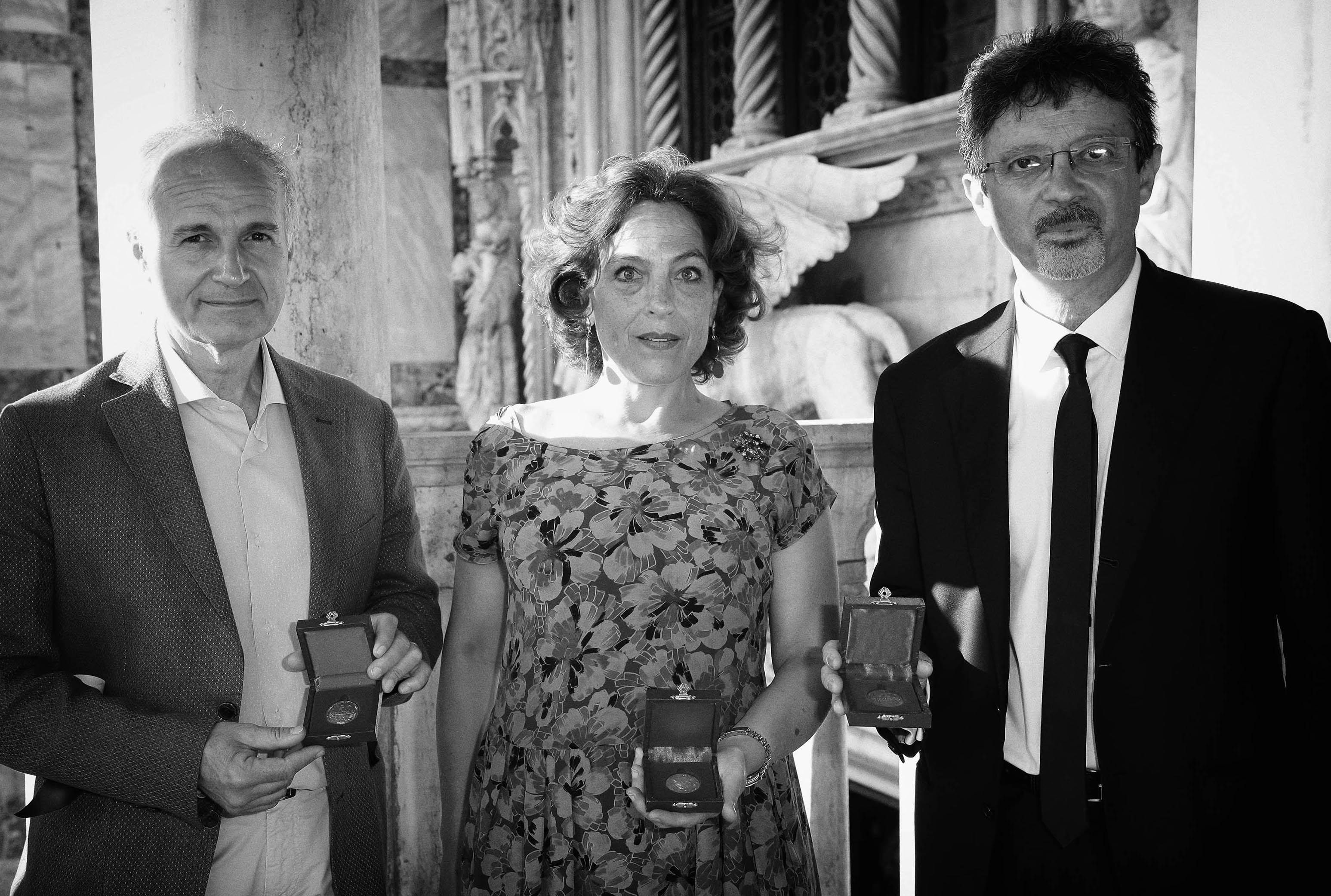 Festa Della Sensa And Osella D'Oro 2017