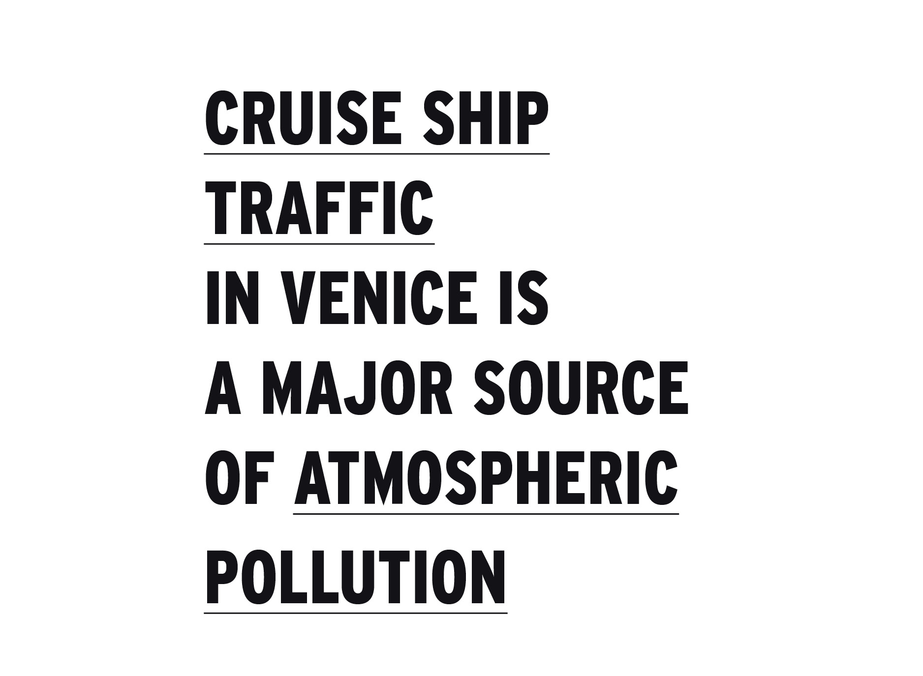Campagna Cruise Ship Traffic