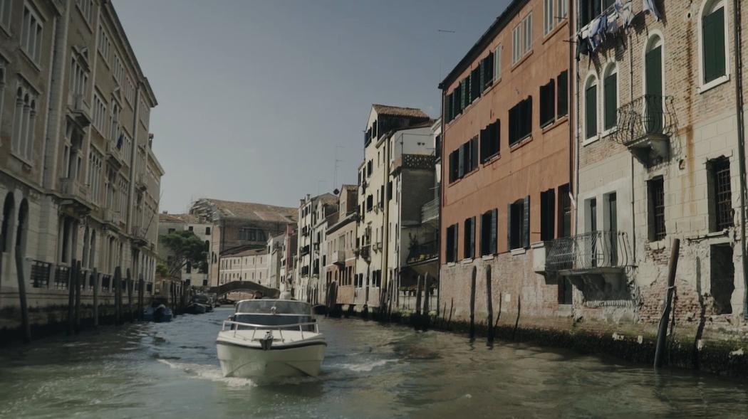 VICE/Motherboard, 20.10.2017: Venice In 2100 Could Be Submerged Due To Climate Change