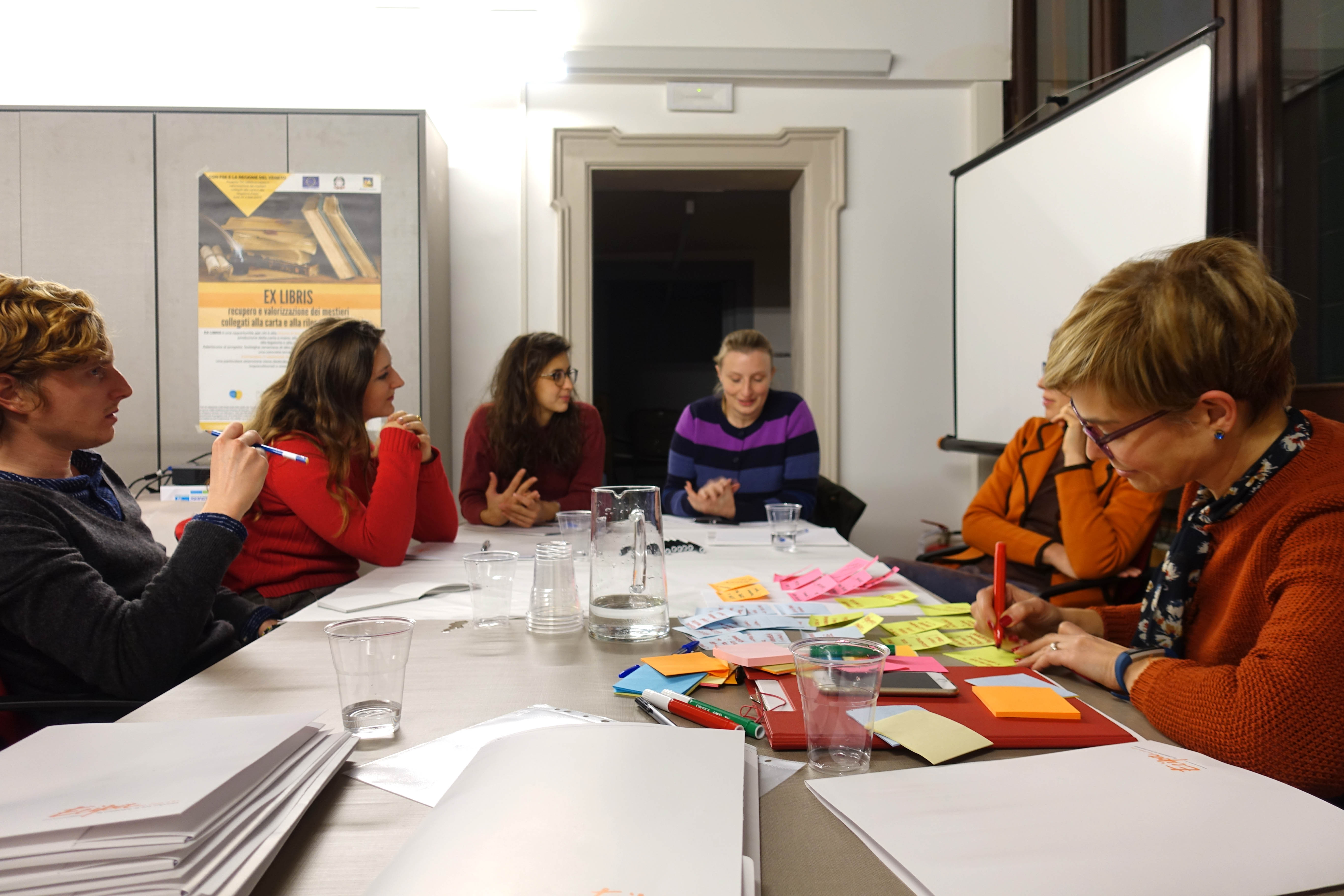 Introductory Workshop: Traditional Crafts Linked To Paper And Their Future