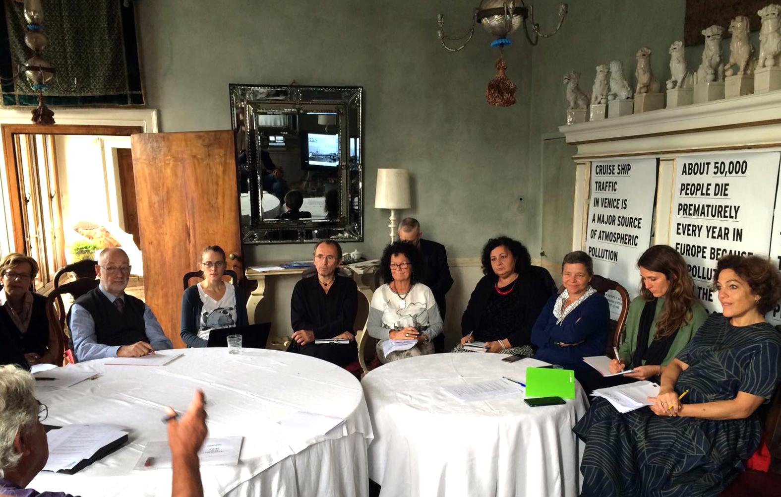 """""""Facciamo Respirare Il Mediterraneo"""" – Workshop Sull'inquinamento Nel Settore Marittimo"""