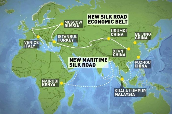 Implications And Information Gaps Of The One Belt One Road Project