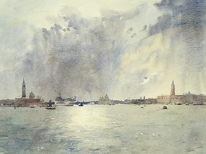 James Willis - Venice