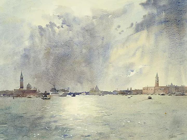 James Willis - Venice