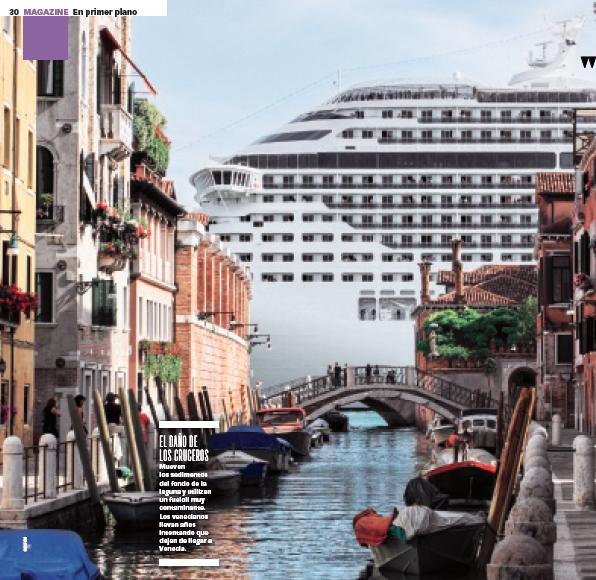 """XLSemanal 30.06.2019 Donna Leon """"Lo De Venecia Es Grotesco"""""""