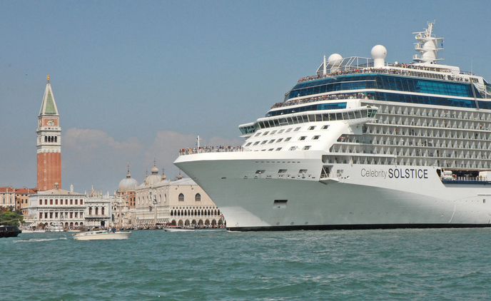 Skift 19.08.2019 Venice's Big Money Conundrum To Solving Its Cruise Ship Crisis