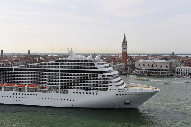 The Local 10.08.2019 No, Venice Hasn't Just Banned Cruise Ships From Its Lagoon