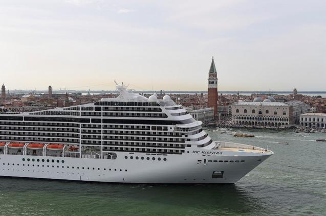 The Local 10.08.2019 No, Venezia Non Ha Appena Escluso Le Navi Da Crociera Dalla Laguna