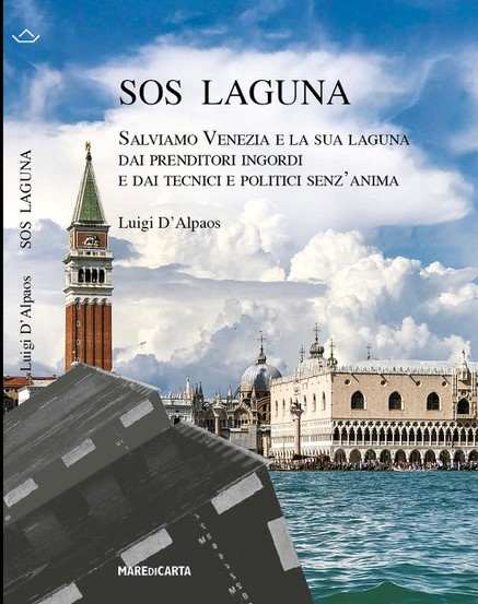 "Presentation Of The Book ""SOS Laguna"" By Luigi D'Alpaos At The Church Of San Lorenzo"