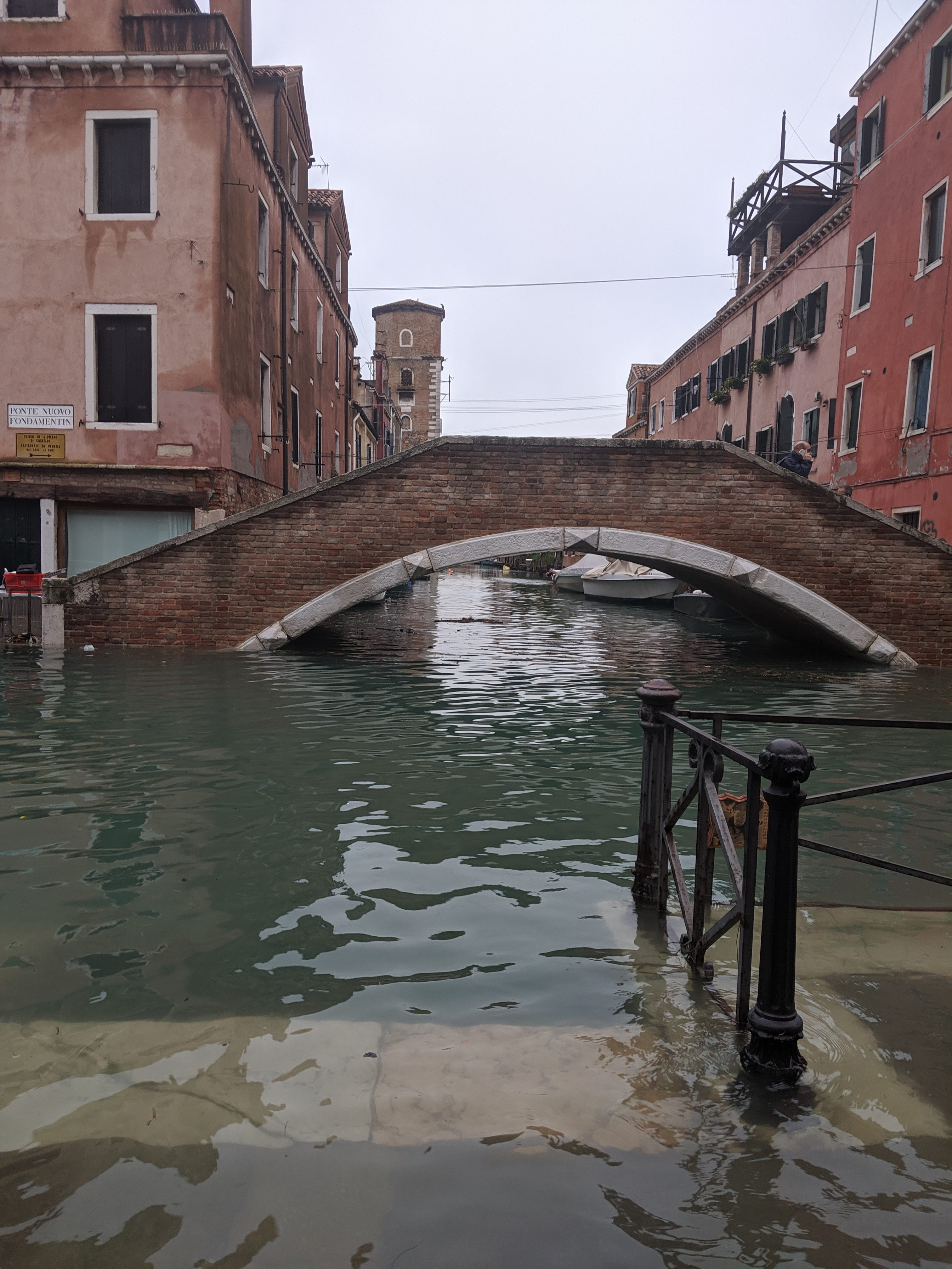 "CBC Radio 14.11.2019: ""Venice Needs New Governance System To Prevent Future Floods"" And Other Coverage Of The Disastrous Flooding Of November 2019"