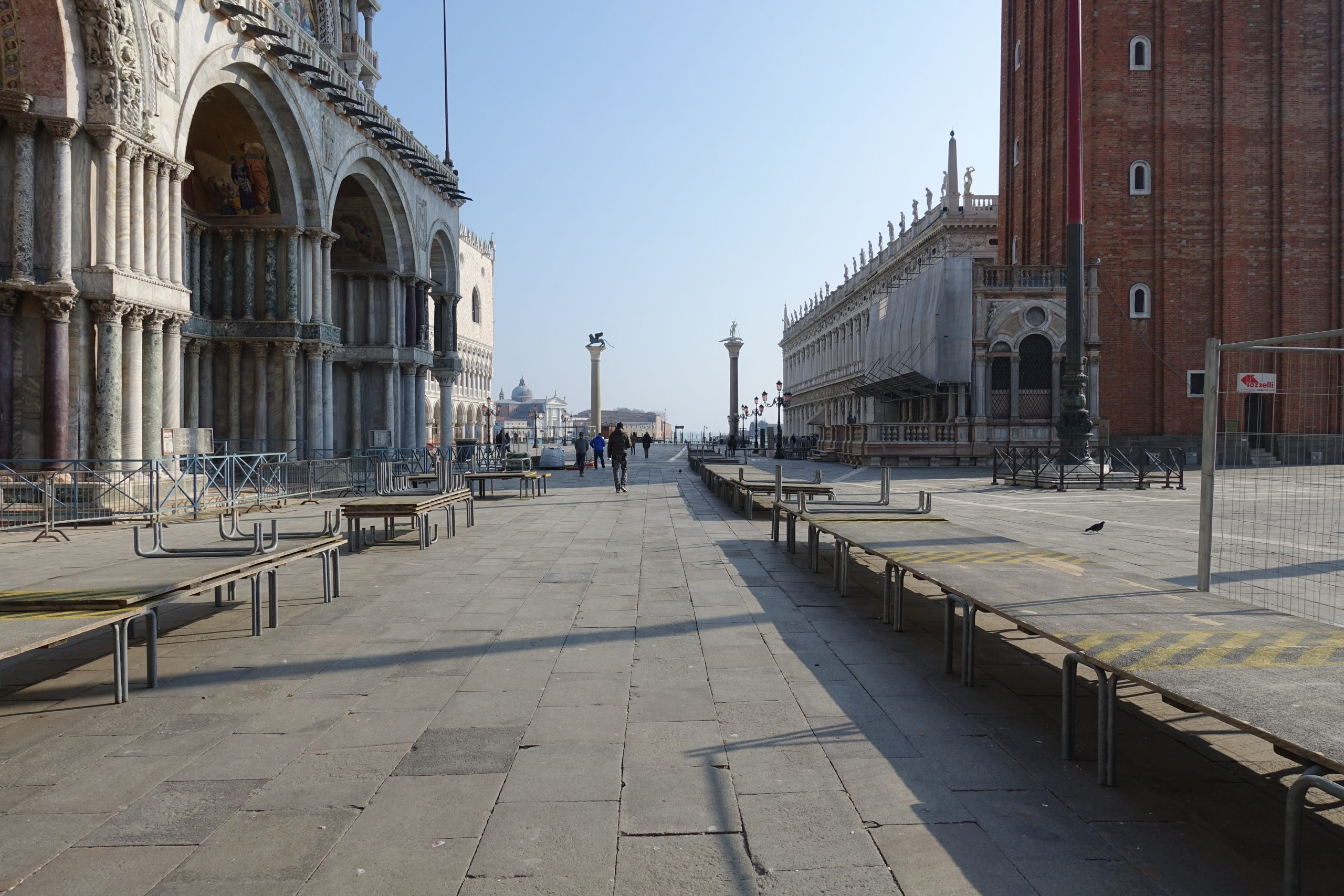 The New York Times 16.05.2020: Virus Lockdown Gives Venice A Shot At Reimagining Tourism