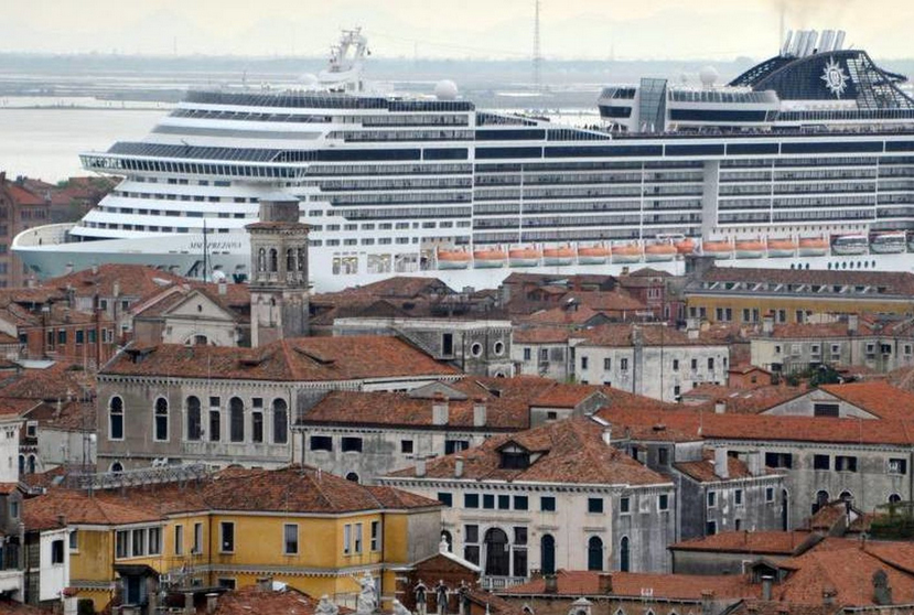 CityLab 20.05.2020: When The Cruise Ships Stop Coming