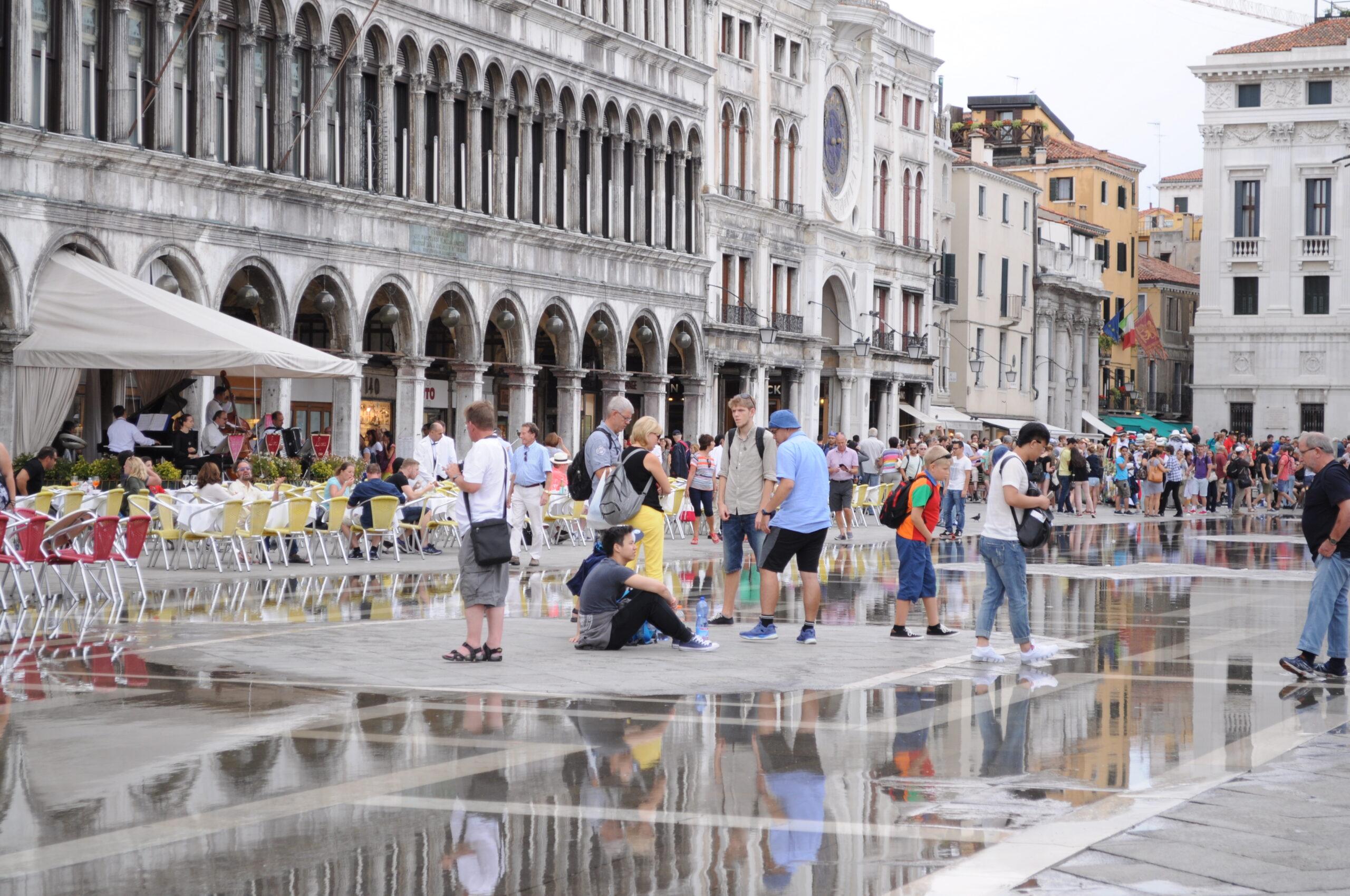 Il Corriere Del Veneto 21.07.2020: Acqua Alta E Covid Per Ripensare Una Nuova Città