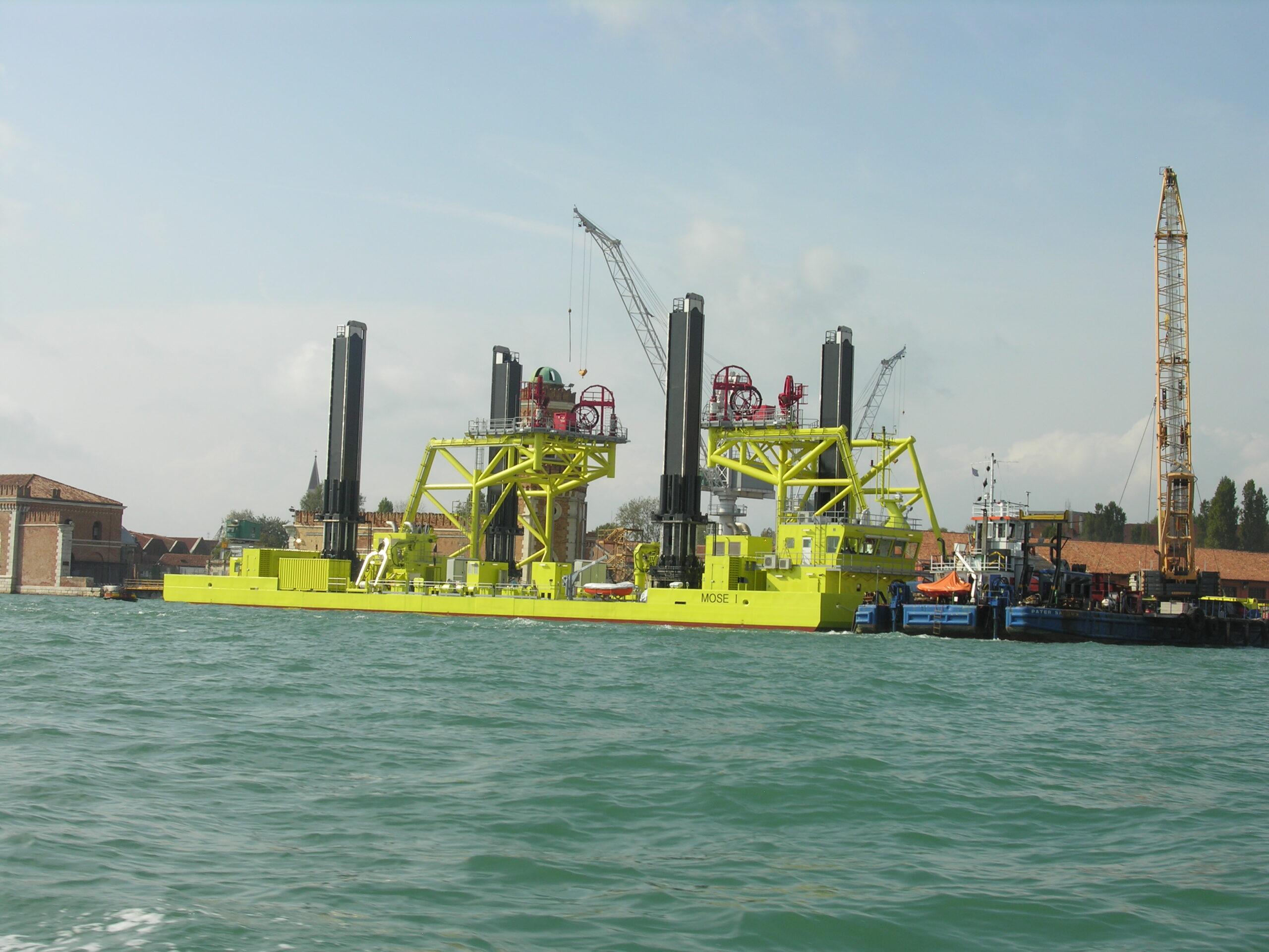 The Economist 12.07.2020: Venice Tests Its Flood Defences