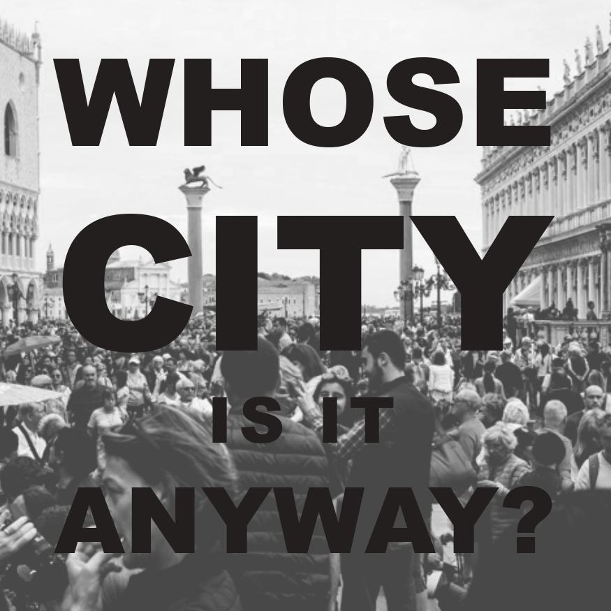 Whose City Is It Anyway?