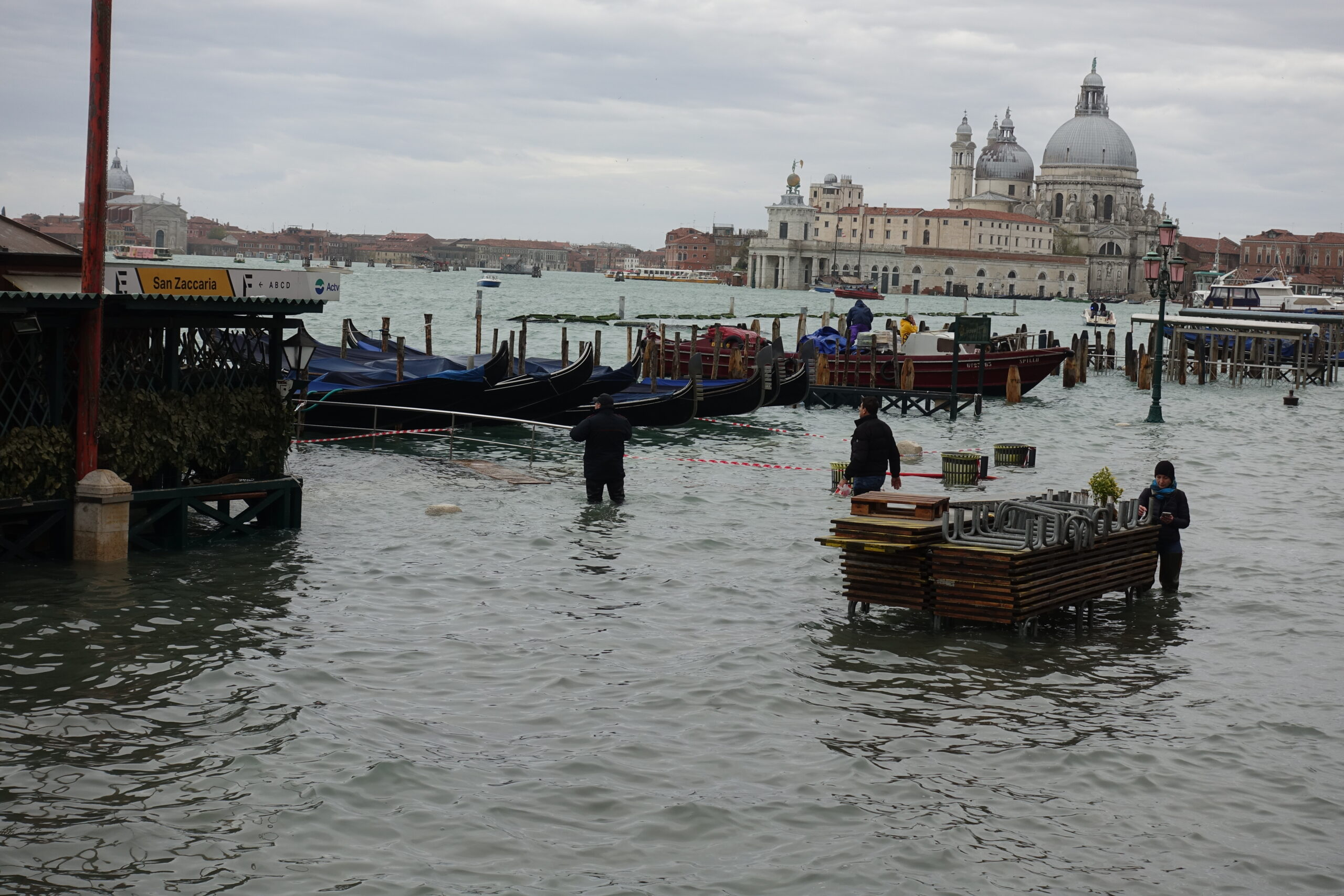 The Telegraph 12.09.2020: How A New Art Exhibition In Venice Is Shining A Light On The Planet's Battle Against Rising Oceans