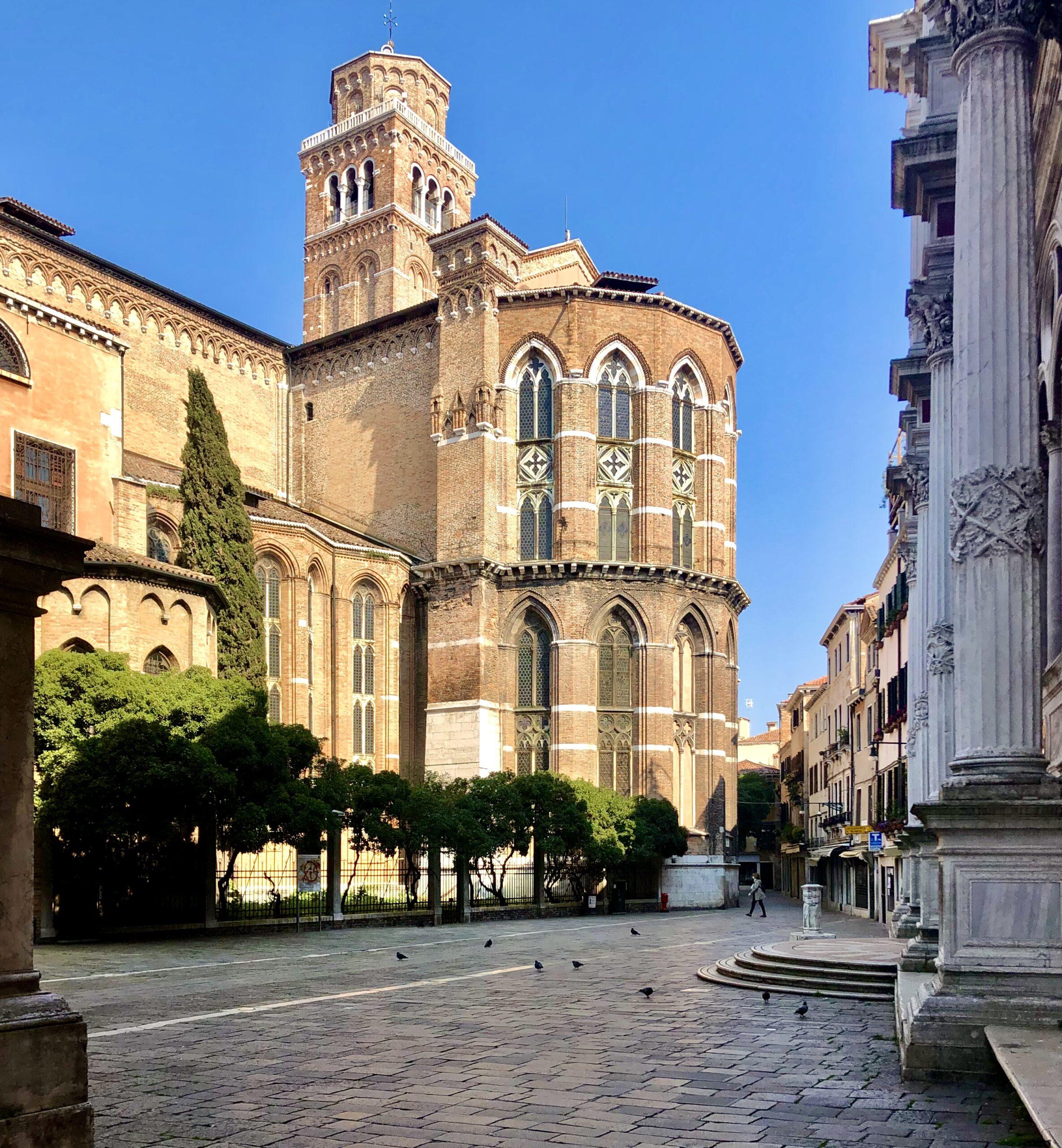 Die Wochenzeitung 05.11.2020: Venice And The Biennale
